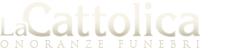 La Cattolica Onoranze Funebri logo